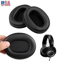 Replacement ear pads cushion for ATH-M40 ATH-M50 M50X M30 M35 SX1 M50S Headphone