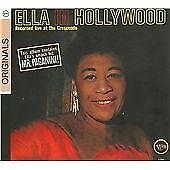 Ella In Hollywood, Ella Fitzgerald, Audio CD, New, FREE & Fast Delivery