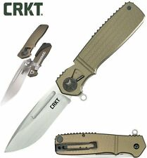 CRKT Homefront K270gkp Liner Lock Folding Field Strip Take Down Pocket Knife