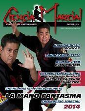 Revista Ciencia Marcial: Revista Ciencia Marcial : La Voz de Los Maestros de...