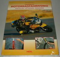 Thede Parks Handbuch Motorradfahrwerke Einstellen Optimieren Reparieren Buch Neu