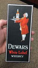 Dewar's White Label Whist Pad, New Portland Club Rules