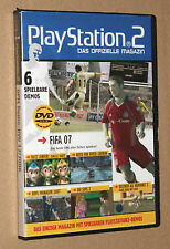 PS 2 RIVISTA UFFICIALE DVD DEMO Buzz Junior Jungle Party NFS FIFA etc 12/2006