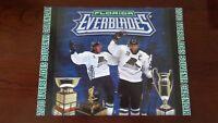 2010 Florida Everblades ECHL Hockey Team Calendar - NHL AHL IHL SPHL