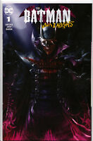 THE BATMAN WHO LAUGHS #1 ~ Francesco Mattina Exclusive Variant ~ DC Comics