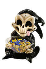 Halloween Candy Bowl Holder Grim Reaper 50 cm ,New,Halloween