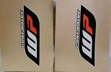 Gabelschutzfolie Gabelaufkleber WP 48 KTM SX SXF SX-F EXC 125 250 350 450 500