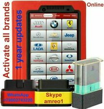 ACTIVATION UPDATE SOFTWARE LAUNCH EASYDIAG 2.0,3.0,THINKDIAG,GOLO,X431PRO.1 YEAR