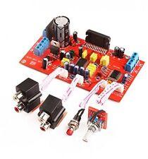 Drok ® TDA7850 Coche Amplificador Board 4*50W Graves Agudos Ajustables DC/AC 12V Hi-fi