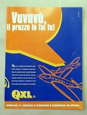 A833-Advertising Pubblicità-2000 - VUVUVU' IL PREZZO LO FAI TU - VENDITE ONLINE