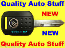 2000-2013 Genuine OEM Factory Mercury Logo 80 Bit Transponder Chip Key 5913439