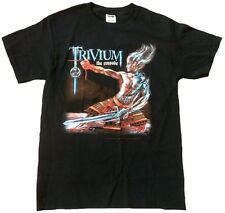 Bravado Official TRIVIUM The Crusade Merchandise Heavy Metal Band T-Shirt L