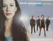 "Alanis Morissette /Garbage U.S. 1999 Tour"" Promo Poster"