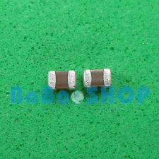 50pcs 1 uF 50V 0805 SMT SMD Capacitor Cap Brand New
