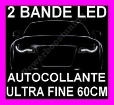 BANDE A LED SMD FEUX JOUR DIURNE FEU BLANC XENON MERCEDES CLASSE A B C E G R S M