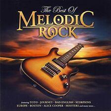 The Best of melodic rock 2 CD + DVD vidéo-Single NEUF