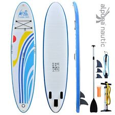 "SUP Board Coral Sea Vivacity 10.6"" 320cm - inflatable Stand Up Paddle Surfboard"