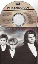 DURAN DURAN notorious CD ALBUM west germany CDP 7 46415 2