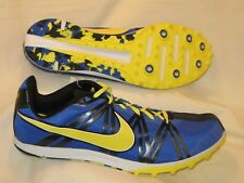 Nike Zoom Waffle XC Cross Country Racing Shoes Spikes Mens 14  Eur 48.5  NEW