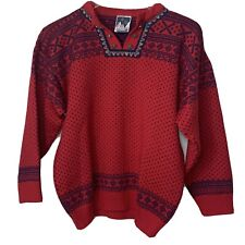 Dale of Norway Wool Pullover Sweater  12