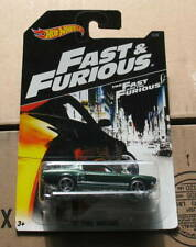 HOT WHEELS FAST N FURIOUS 67 FORD MUSTANG