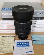 Tamron SP 15-30mm F/2.8 Di VC lens nikon fit