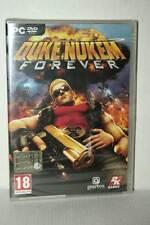 DUKE NUKEM FOREVER GIOCO NUOVO SIGILLATO PC DVD VERSIONE ITALIANA AL1 46422