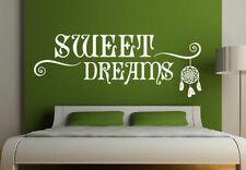 Dream Catcher Quote Wall Decal Sticker z963