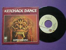 GONG SAVANA Tarzan SPAIN 45 1979 ELECTRO FUNK BOOGIE DISCO BREAKS