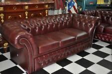 Chesterfield Victorian 3er Sitz  Bett-Sofa Schlafsofa 2019