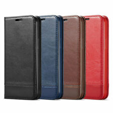 Flip Wallet Leather Stand Case Magnetic Cover For Apple iPhone 11 12 Pro Max Min