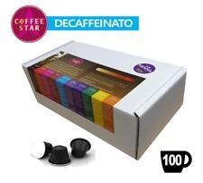 100 coffeestar espresso decaffeinato Nespresso Compatibile Capsule