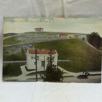 Vintage Postcard Gale houses Cobbs Hill Reservoir Rochester New York Unused News