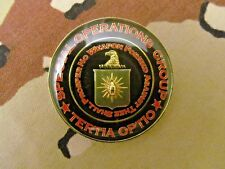 CIA ,SAD Special Activities Division SOG Special Operations Group CHALLENGE COIN