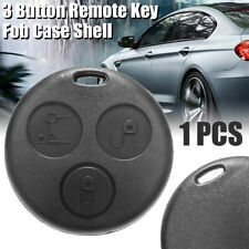 Remote Key Fob Case Car 3 Buttons Replacement For Mercedes Benz Smart Two 450