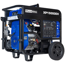 DuroMax XP15000EH Portable Power Generator