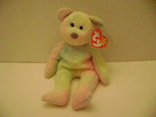 Ty Beanie Baby Groovy 1999 New Mint With Original Tags Protector 3+