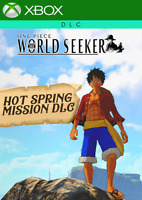 One Piece World Seeker Xbox One - Hot Spring Mission DLC - CD KEY EUROPE