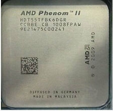 AMD Phenom II X6 1055T 95W CPU processor 2.8GHz AM3 938 Processor Six-Core 6M