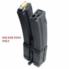 CYMA TOY-MP5 560 rds Dual Mag for Airsoft Marui Standard AEG (Long) C37