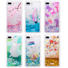 for iPhone 7 8 Plus /X/XR Dynamic Glitter Liquid Quicksand Protective Case Cover