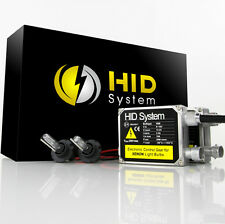 9006 Xenon Light HID KIT Digital Metal 55W 5000k 6000k 8000k 10000k 12000k 30000