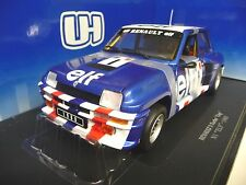 1:18 UH Renault 5 Turbo Cup ELF Ragnotti #1 Universal Hobbies NEU NEW