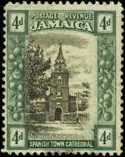 Jamaica Scott #81 Mint Cats $10