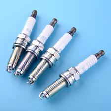 4× NGK Laser Iridium Spark Plugs 12290-R48-H01 for Honda Accord Civic Acura
