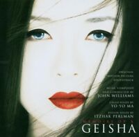 MEMOIRS OF A GEISHA SOUNDTRACK CD OST NEW+!!!!!!!!!!