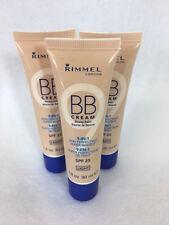 Rimmel BB Cream 9-in-1 Skin Perfecting Super Makeup SPF 25  30ml Chose Shade