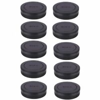 10PCS Camera Rear Lens Cap + Body Cover Cap For Canon EOS M EF-M Mount
