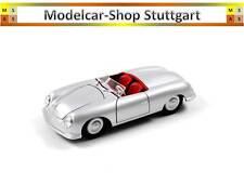 Porsche 356 Numero 1 senza Targa - Welly 1:24 - MAP02435718 - Nuovo di Fabbrica