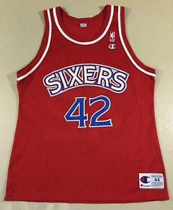 Philadelphia 76ers Jerry Stackhouse #42 Basketball-NBA Champion Jersey Size44